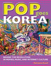 Cover artwork for book: Pop Goes Korea: Behind the Revolution in Movies, Music, and Internet Culture