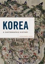 Cover artwork for book: Korea: A Cartographic History