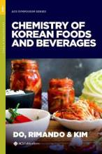 Cover artwork for book: The Chemistry of Korean Foods and Beverages