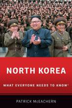 Cover artwork for book: North Korea: What Everyone Needs to Know®