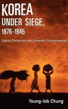 Cover artwork for book: Korea Under Siege, 1876-1945: Capital Formation and Economic Transformation