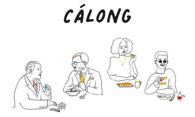 Calong London home page