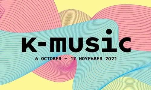 K-music 2021 banner
