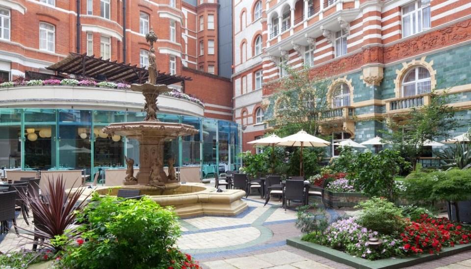hotels near Westminster Abbey