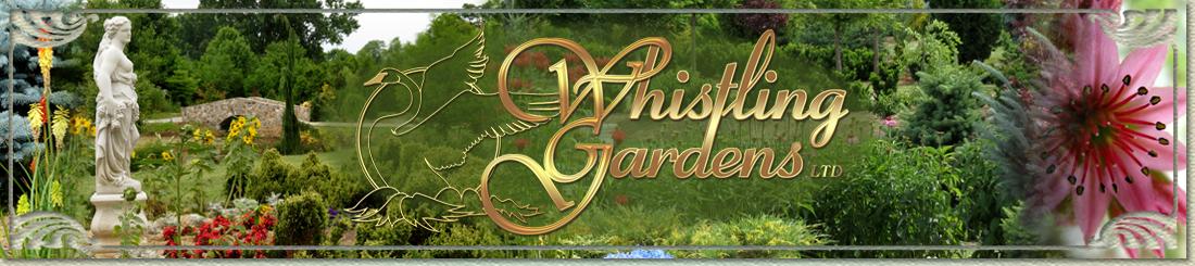 Whistling Gardens Botanical Gardens – Designated a 'Canada 150 Garden Experience'