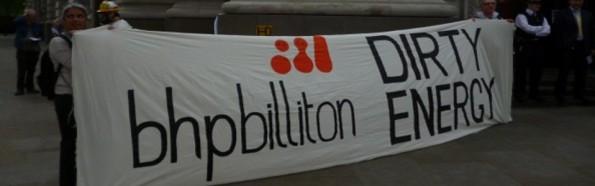 BHP Billiton Australia House demo (2)