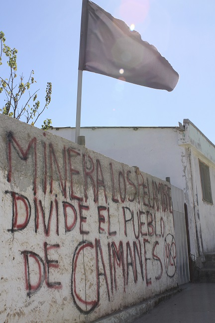 Chile: Community of Caimanes announces legal action against Antofagasta Minerals for environmental damages
