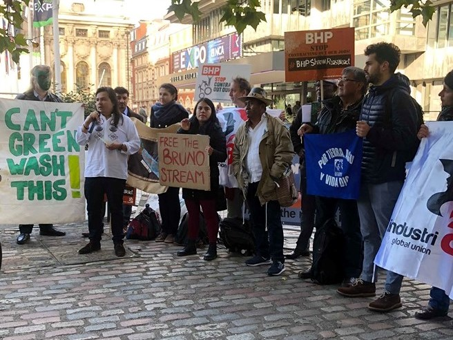 Globalise struggle, globalise hope – reflections from BHP education project