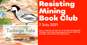 Recording of Tailings Tale - 7 July 2021