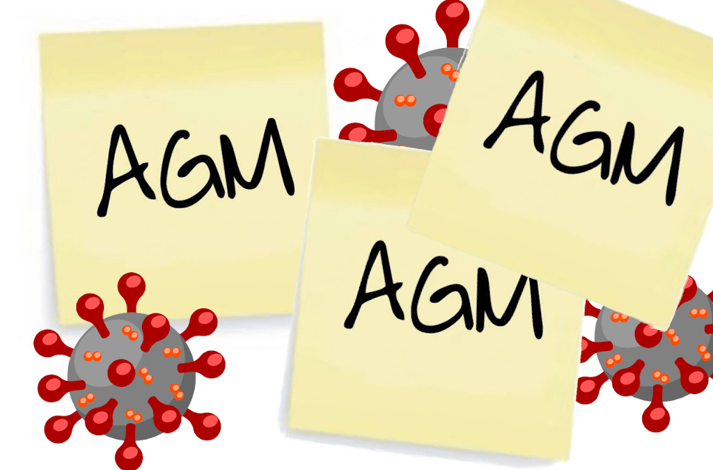 Three AGMs and a global pandemic