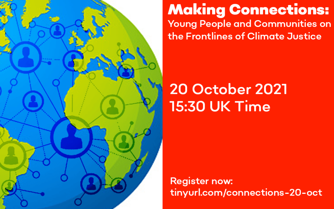 Making Connections: Young People and Communities on the Frontlines of Climate Justice