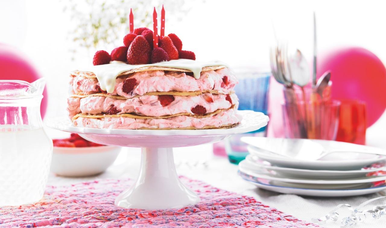 Recipe Happy Birthday Cake London Mums Magazine