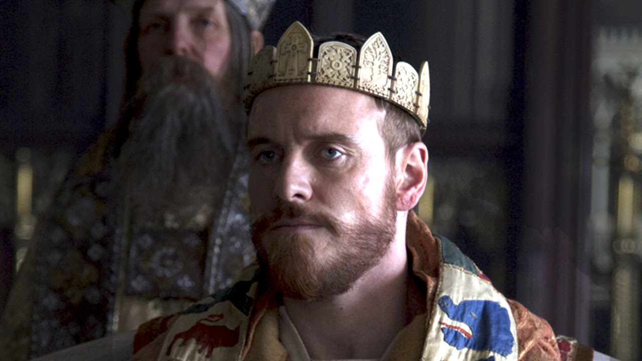 Macbeth review: 'Fassbender was born for this'
