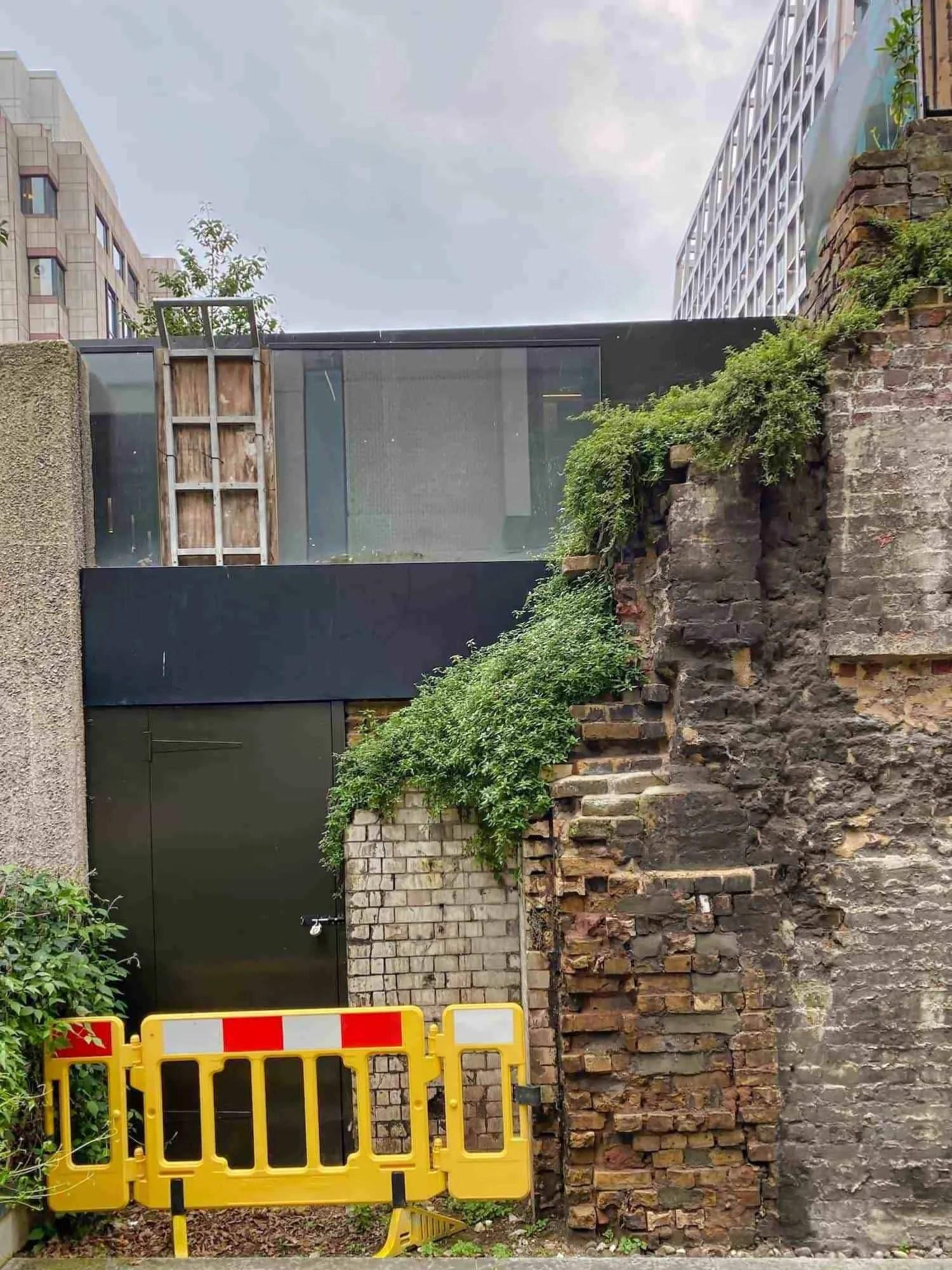 London Wall Walk - Plaque 12