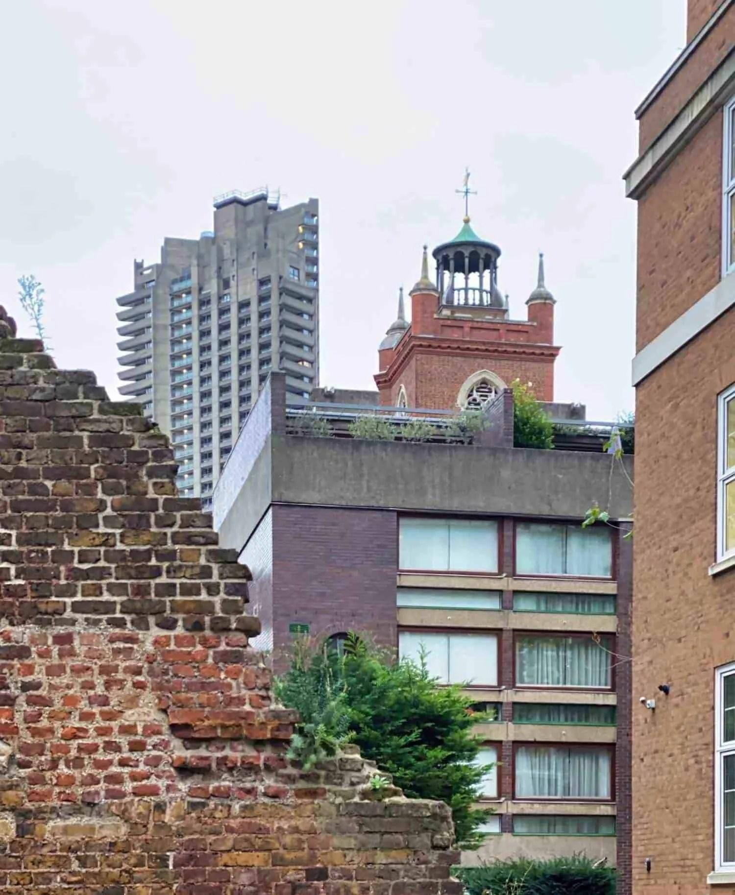 London Wall Walk - Plaque 16