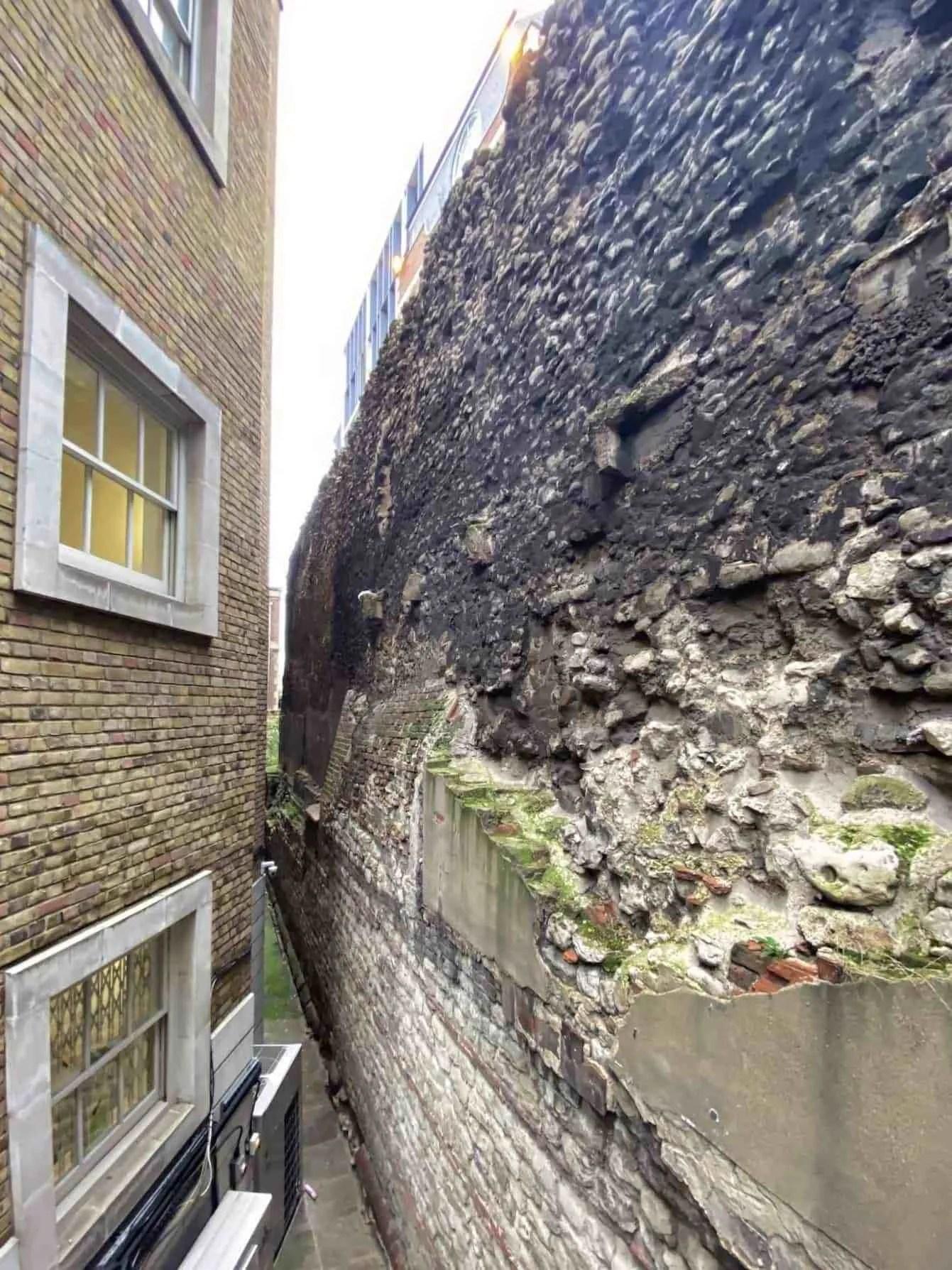 London Wall Walk - Plaque 3