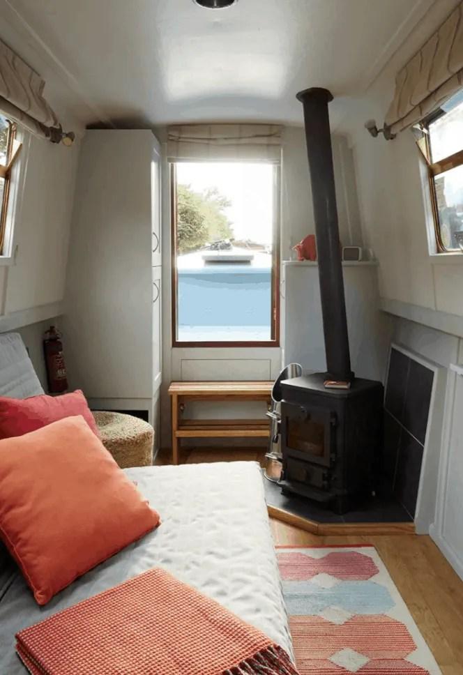 London Houseboats - Barbara