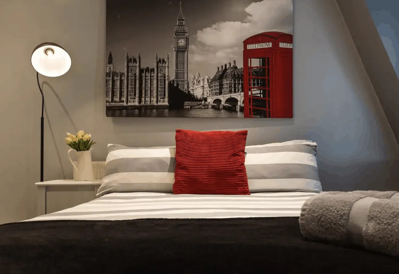 Budget London Airbnbs - Borough Studio