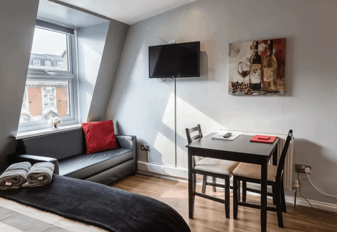 Budget London Airbnbs - Borough Studio