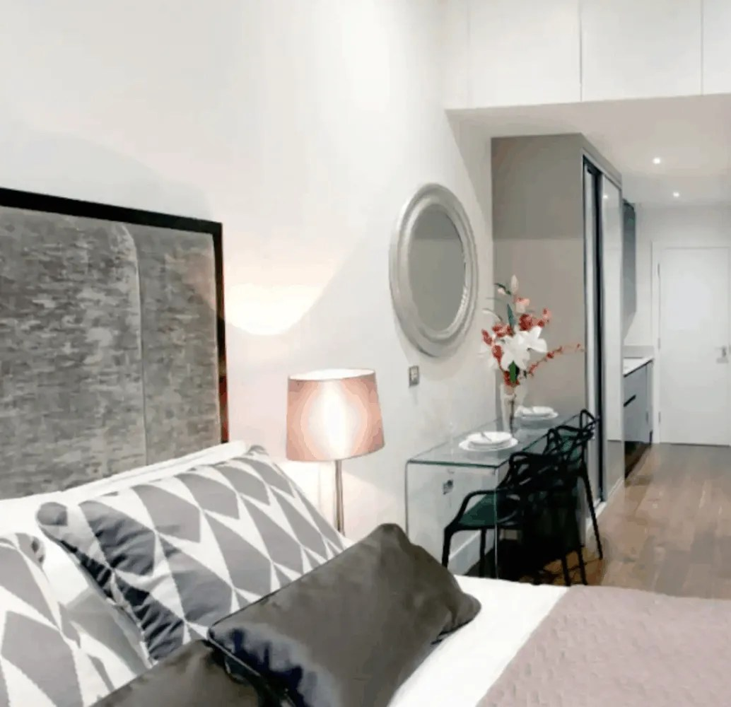Budget London Airbnbs - Golden Square Apartment