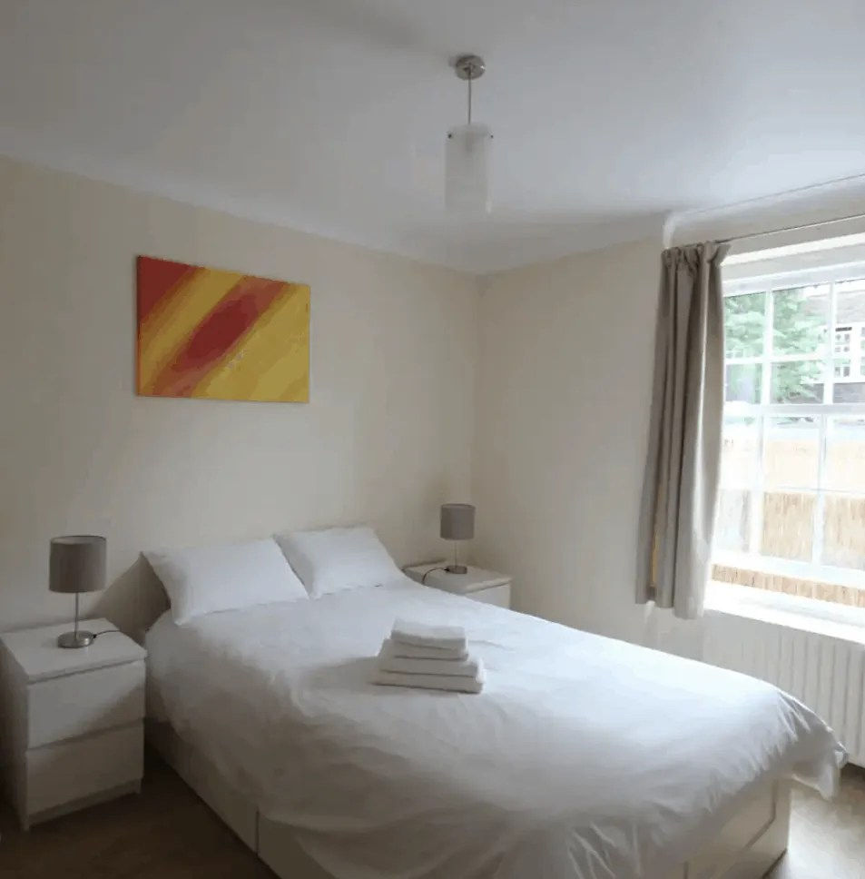 Budget London Airbnbs - Lambeth 2br Bedroom