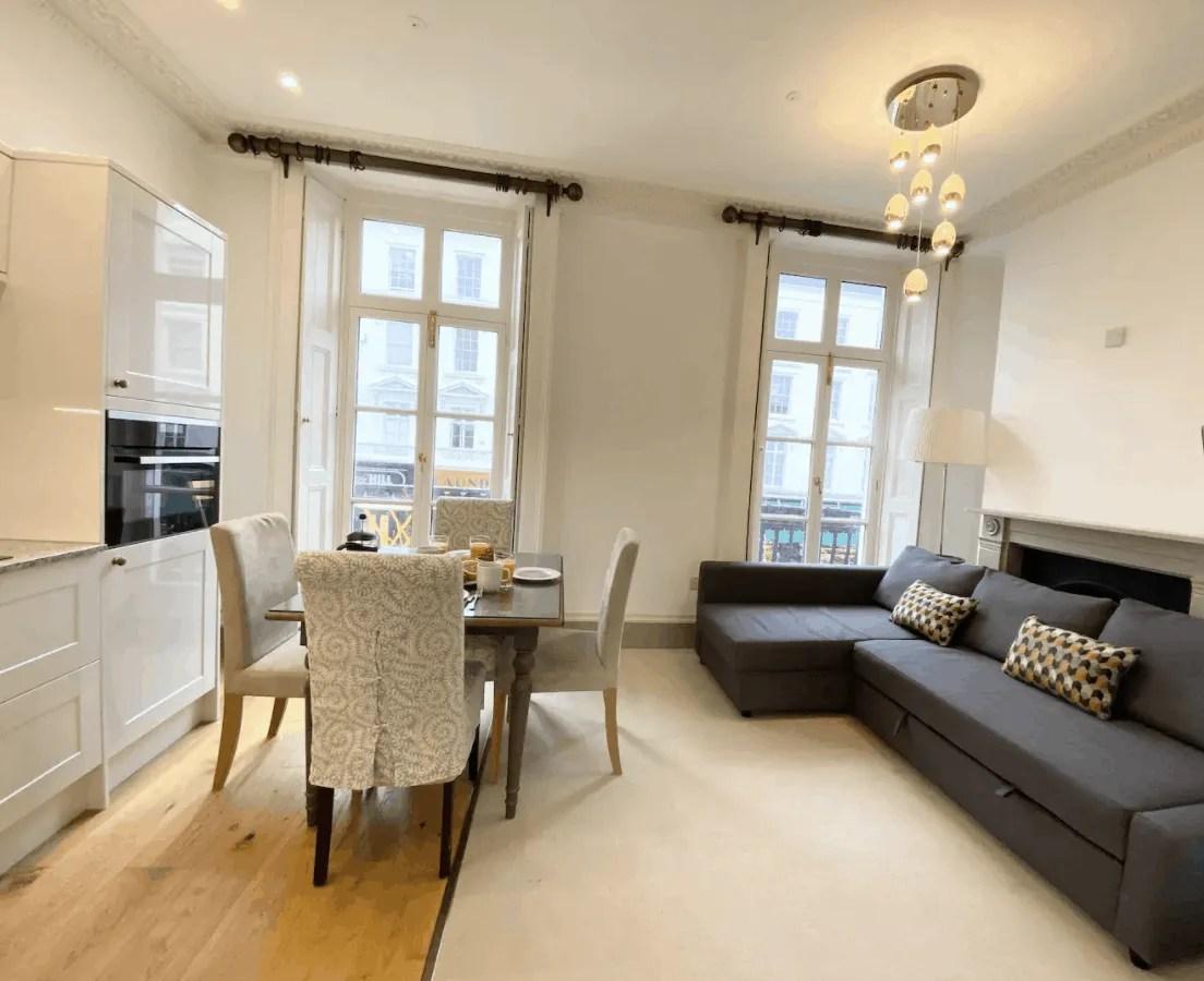 Budget London Airbnbs - Pimlico Flat