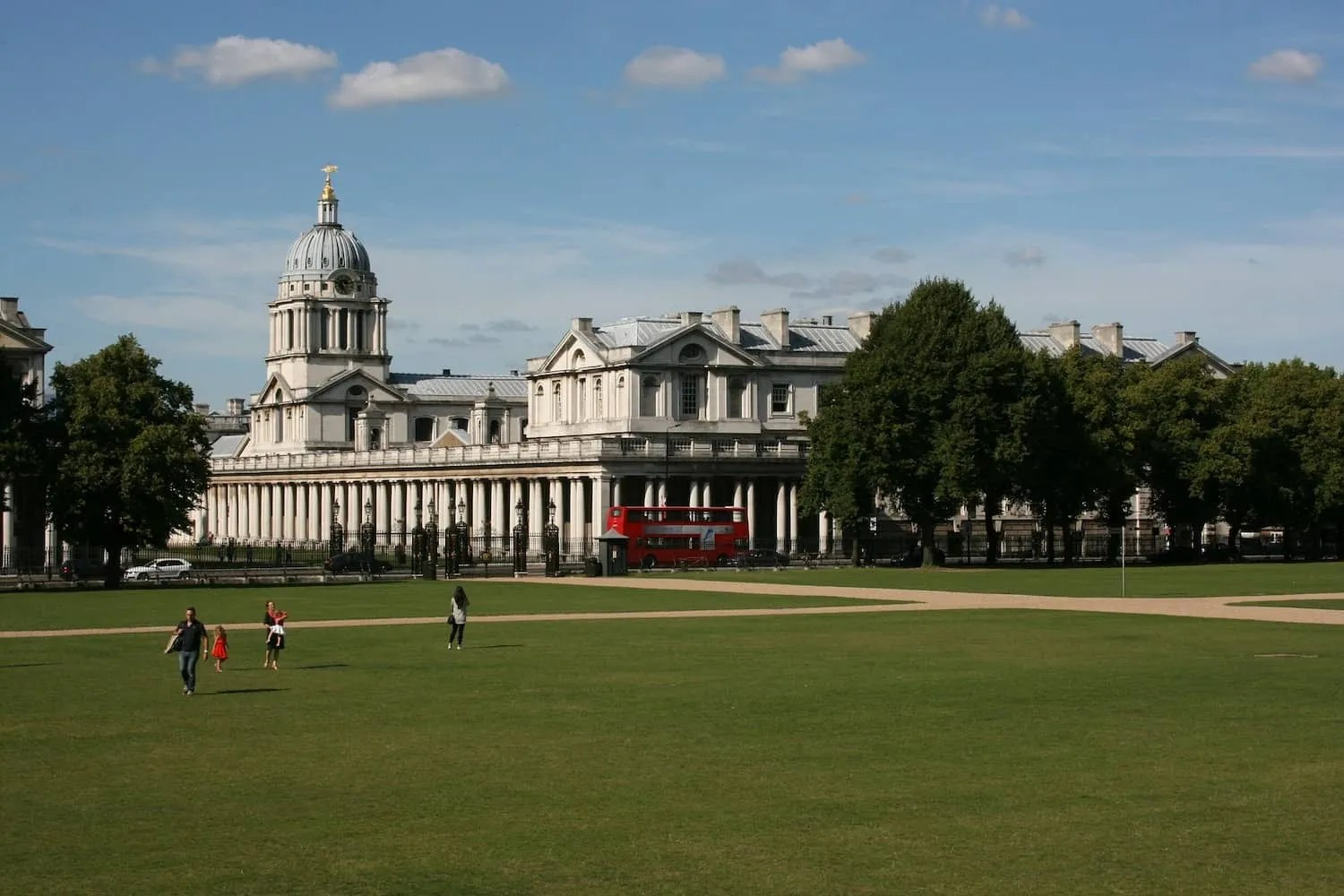 Greenwich Day Trip - Old royal Naval College
