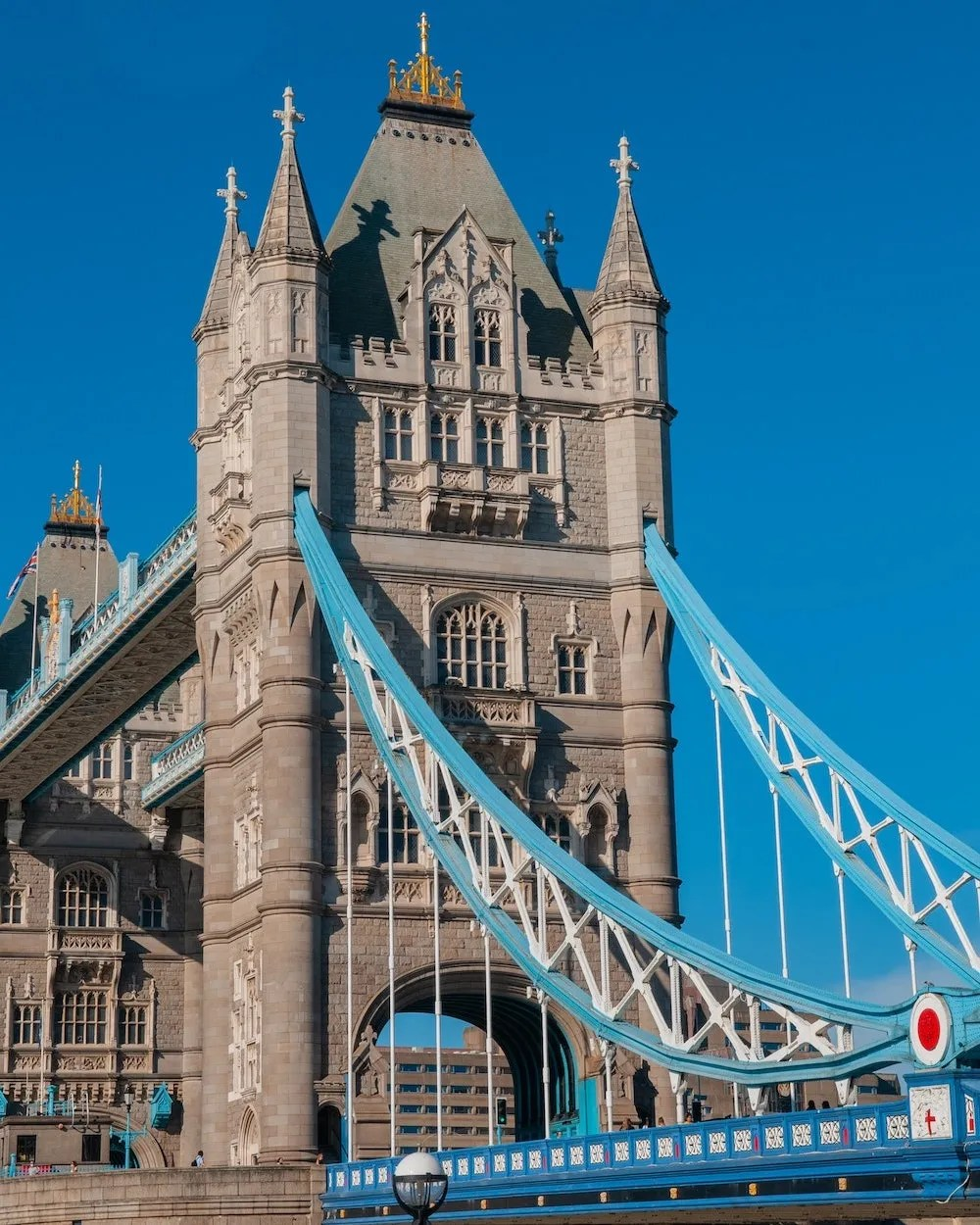 London Quotes - Tower Bridge