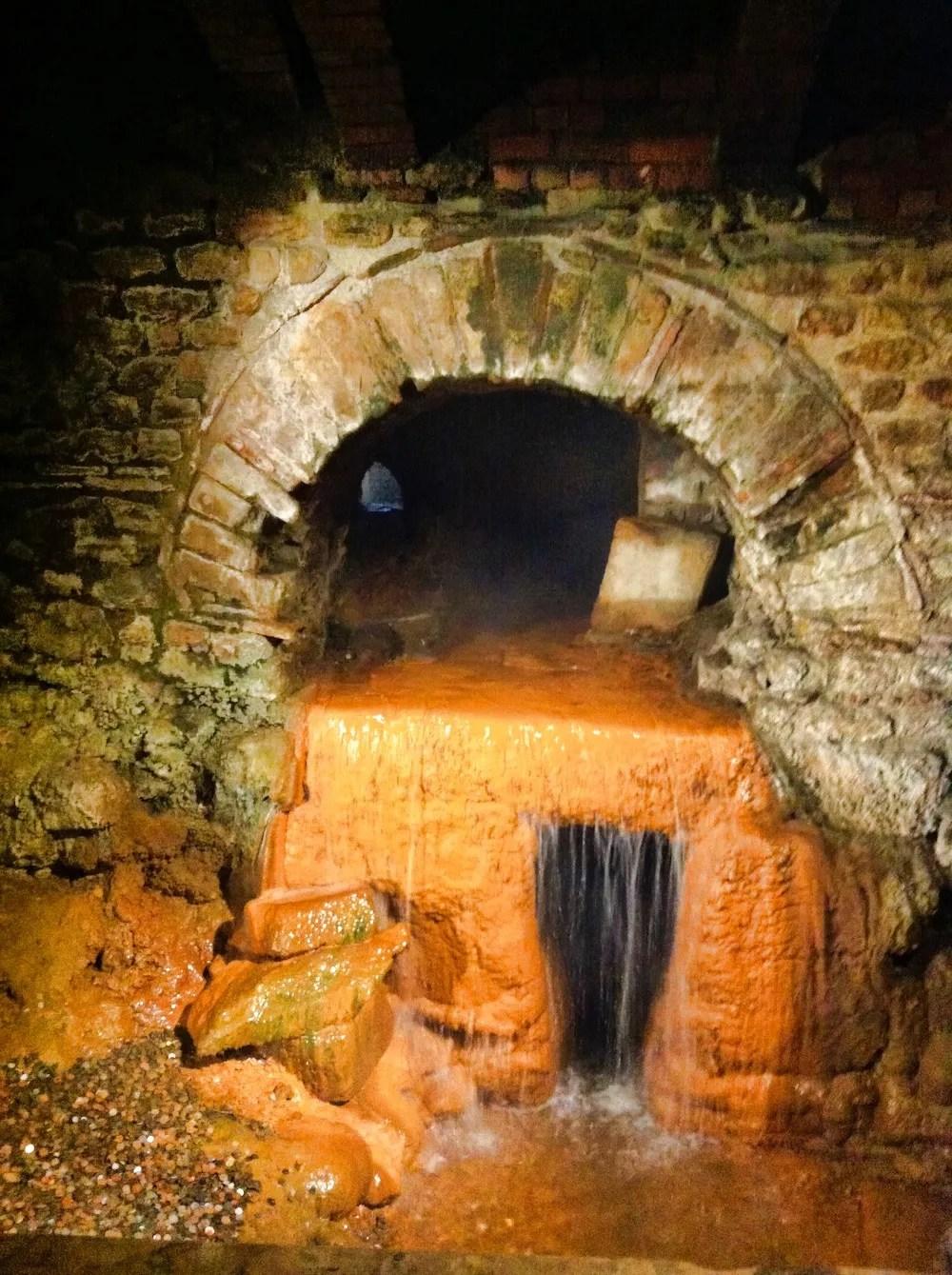 Bath Day Trip - Natural Spring at Roman Baths