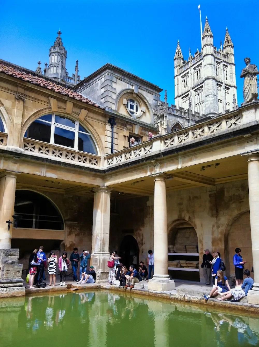 Bath Day Trip - Roman Baths