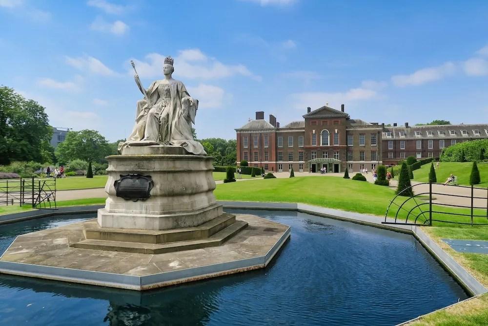 Best London Parks - Kensington Gardens