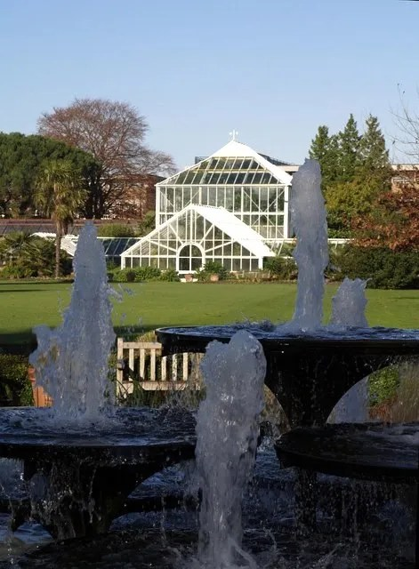 Cambridge Day Trip - Botanic Gardens
