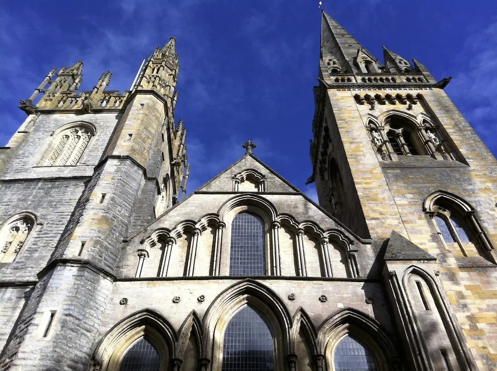 Day Trips from London - Cardiff