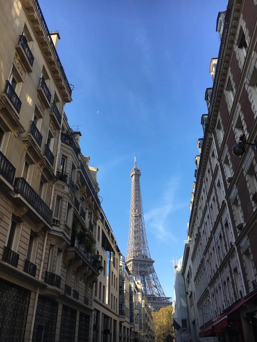 London Day Trips - Paris
