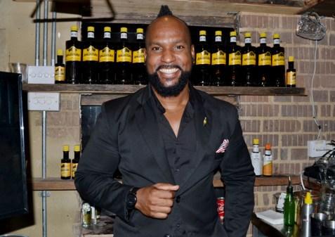 Brand ambassador Daniyel Jones