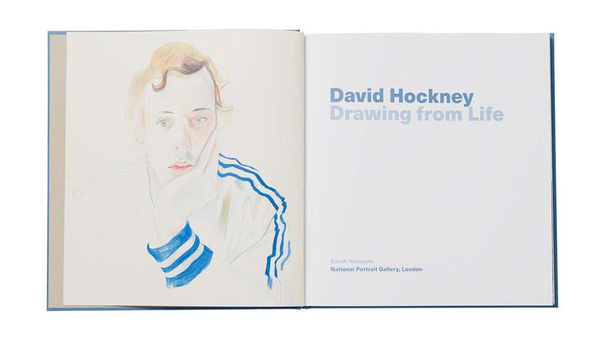 David Hockney Drawings From Life 3