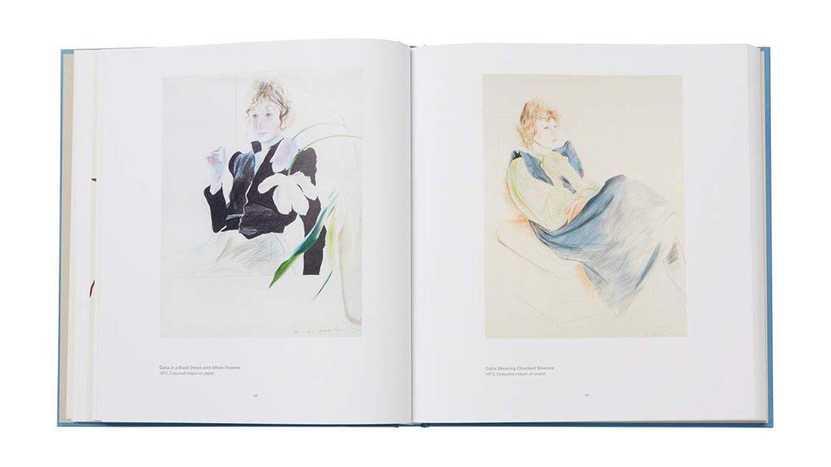 David Hockney Drawings From Life 8