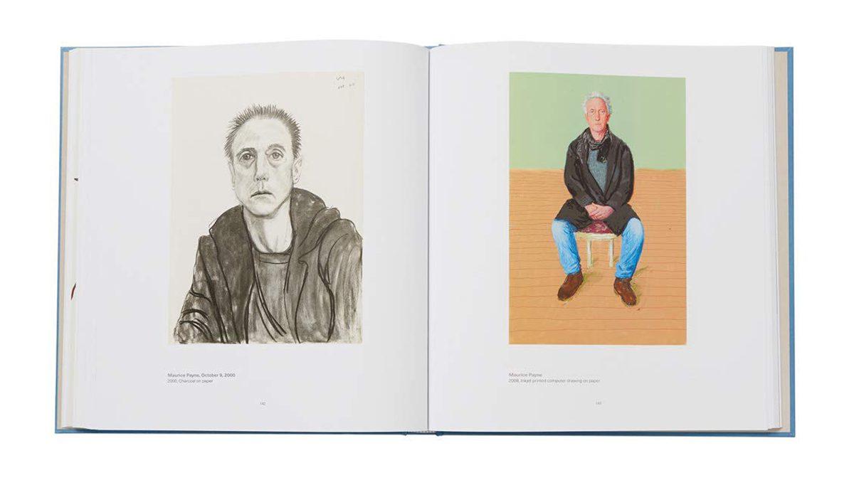 David Hockney Drawings From Life 9