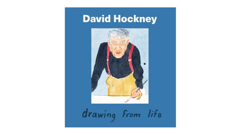 David Hockney Drawings From Life