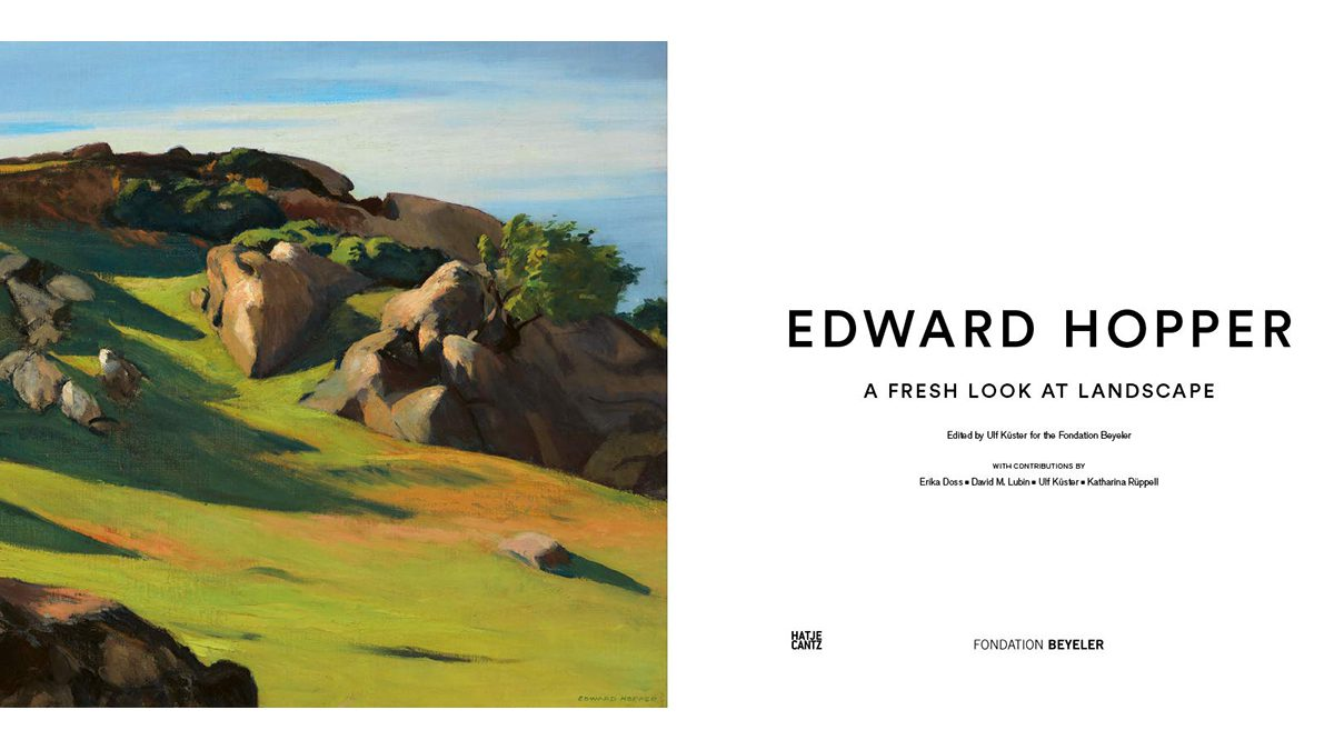 Edward Hopper Fresh Look at Landscape