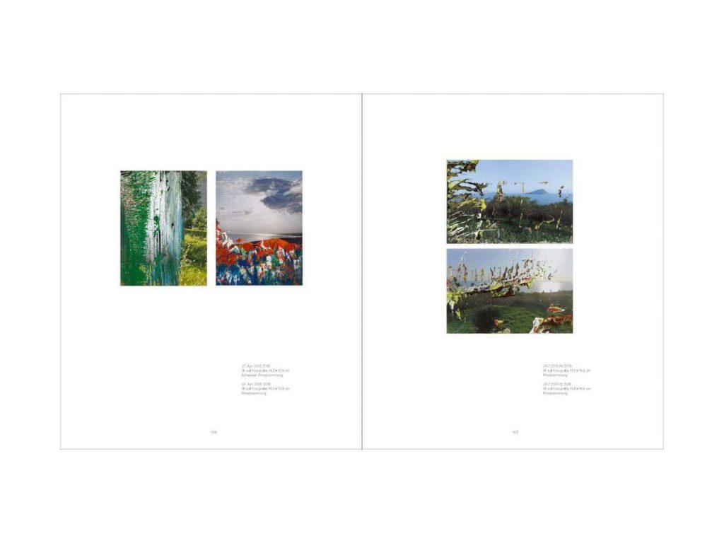 Gerhard Richter- Landscape 10