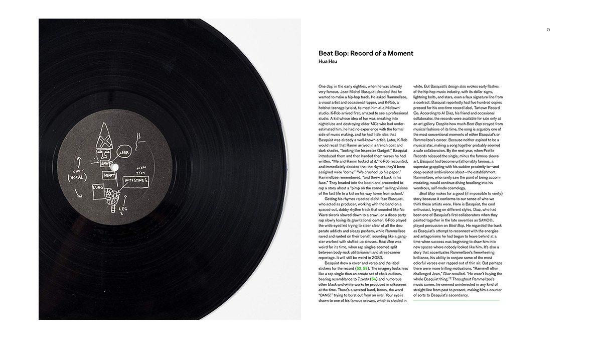 Writing the Future - Jean-Michel Basquiat