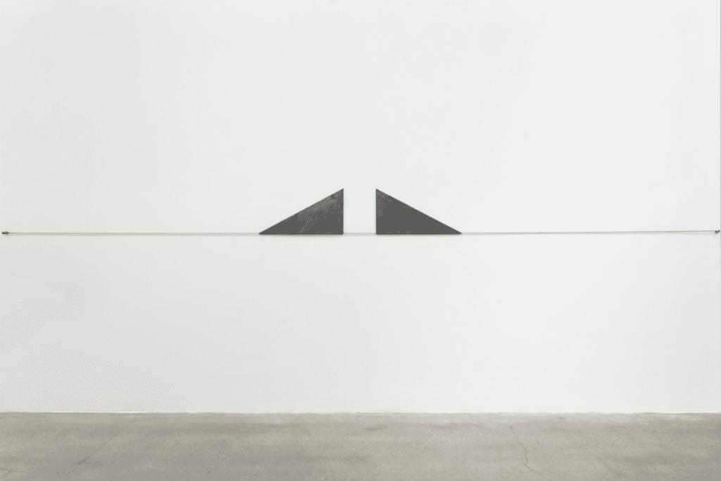 Female Minimal: Abstraction in the Expanded Field 29 October – 18 December 2020 Images Courtesy of Galerie Thaddaeus Ropac London