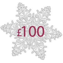 Snowflake 100