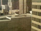 Downtown Atlanta, Sunday morning