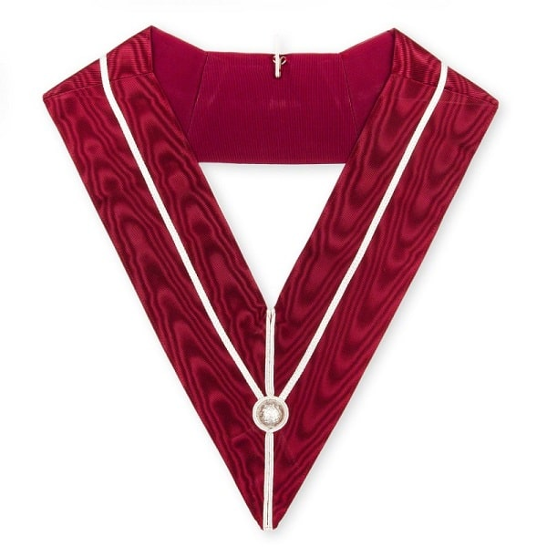 Provincial steward past rank collar