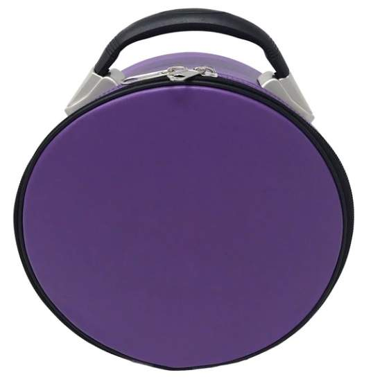 Masonic Hat/Cap Case Purple