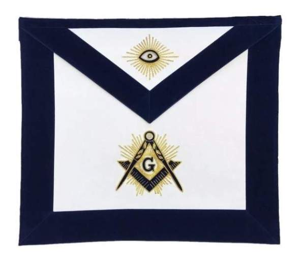 Masonic Master Mason Blue Lodge aprons Regalia