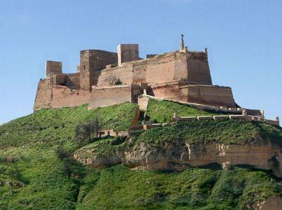 Castle of Monzón