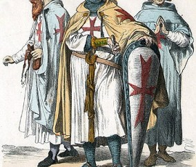 Garments of the Knights Templar